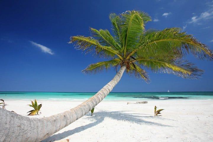 Mexiko Urlaub Strand