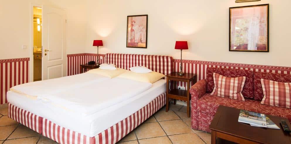 Hotel Schwerin Zimmer