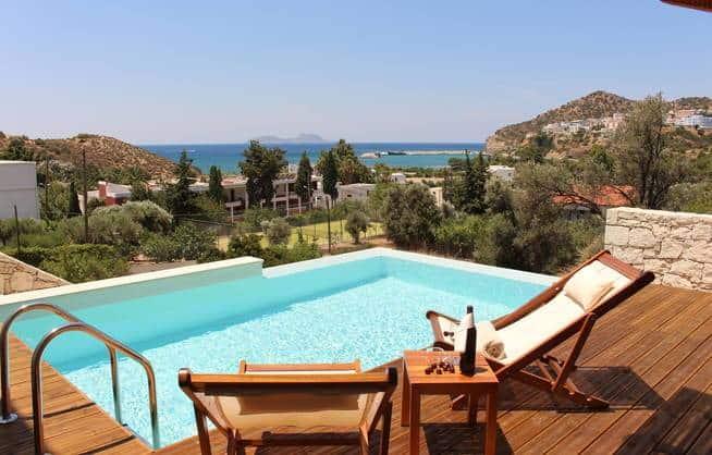 Hotel Irini Mare Kreta Pool
