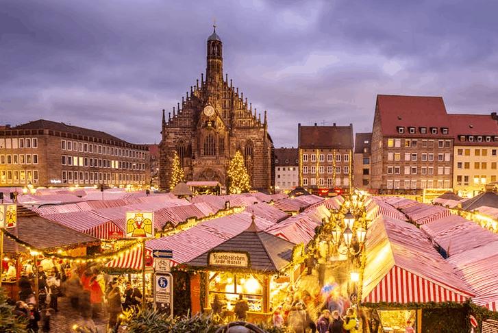 Christkindlesmarkt Nürnberg Markt