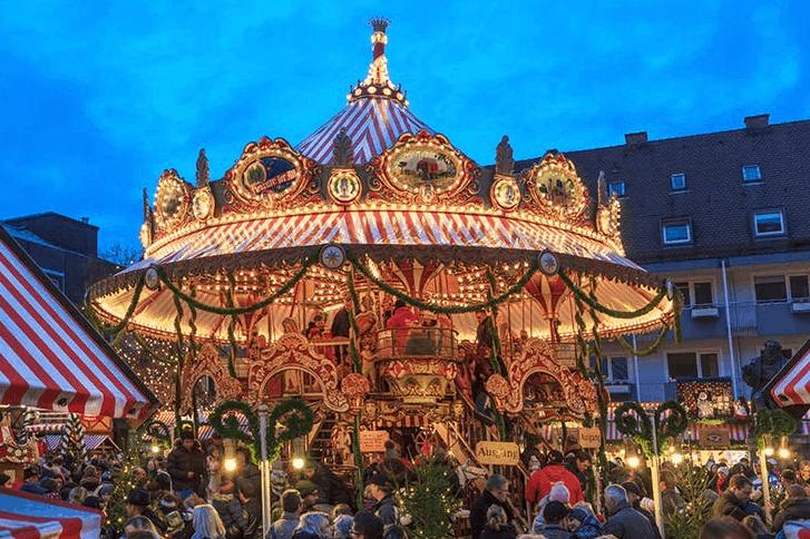 Christkindlesmarkt Nürnberg Karussel