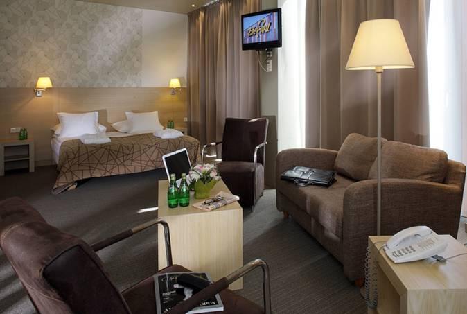 Riga Urlaub Hotel