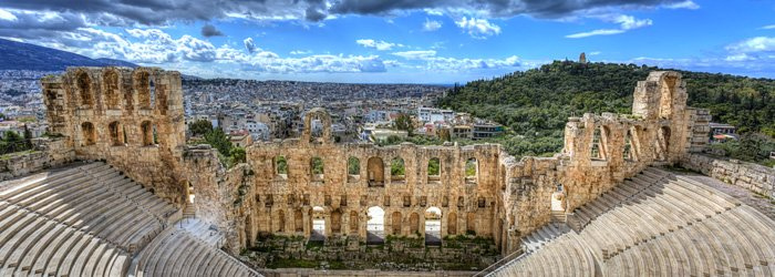 Athen Urlaub