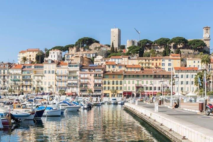 Cannes Hotel Hafen