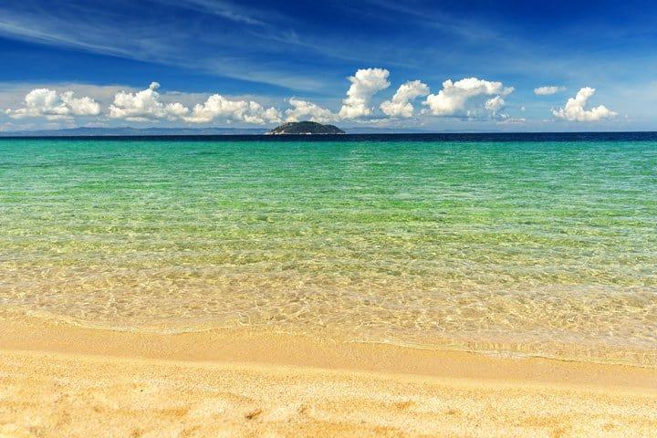 Chalkidiki Urlaub Meer