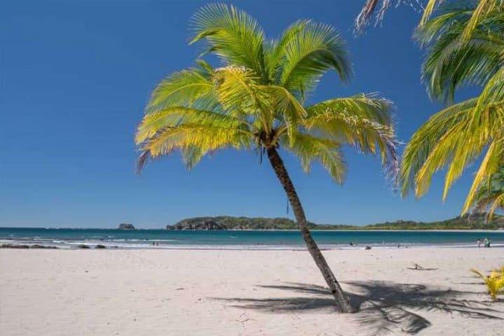 Costa Rica Rundreise Strand