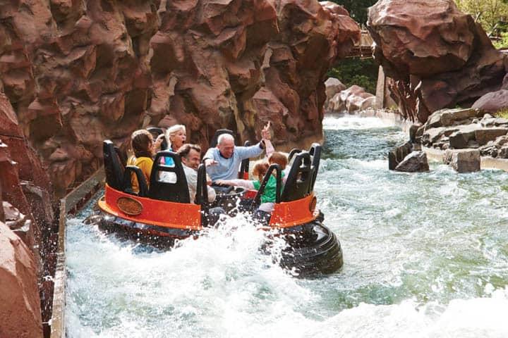 Freizeitpark Efterling Wasserbahn