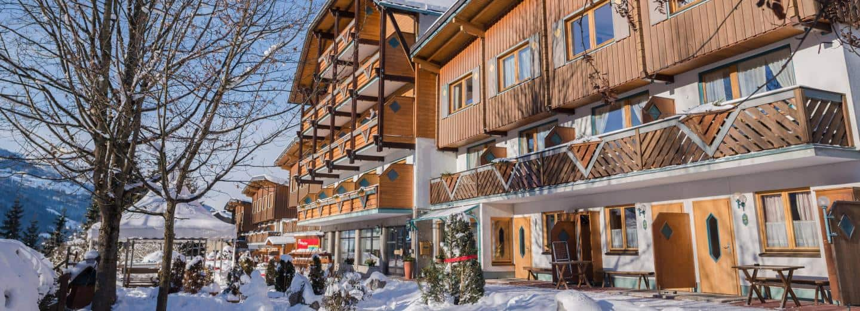 Skiurlaub Ski Amadé Hotel