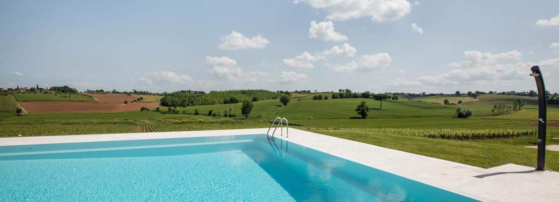 Toskana Urlaub Pool