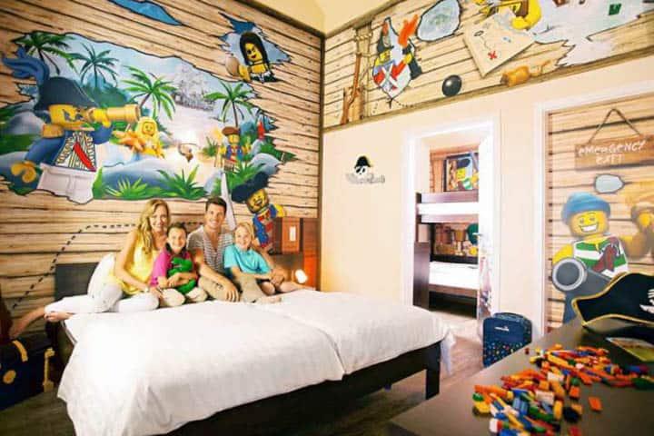 Legoland Deutschland Zimmer