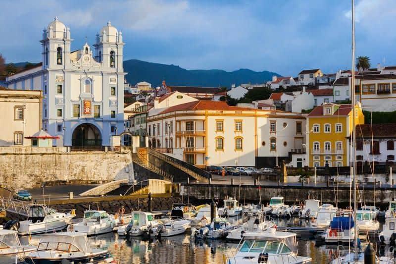Algarve Rundreise Lissabon