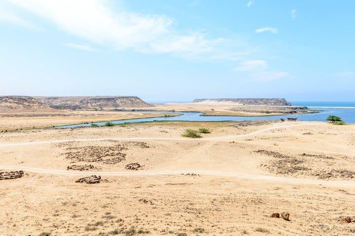 Oman Urlaub Natur