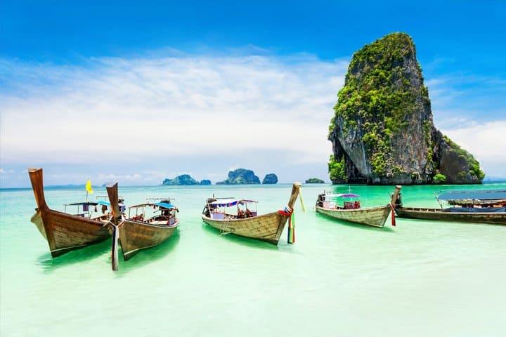 Phuket Urlaub Boote