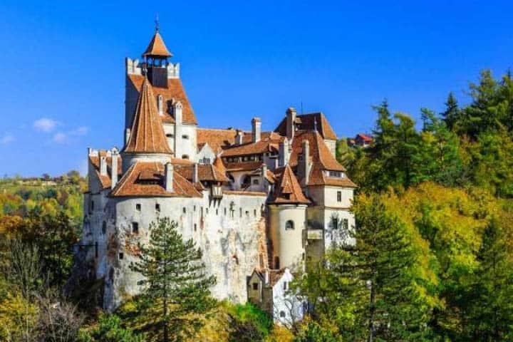 Rumänien Rundreise Schloss