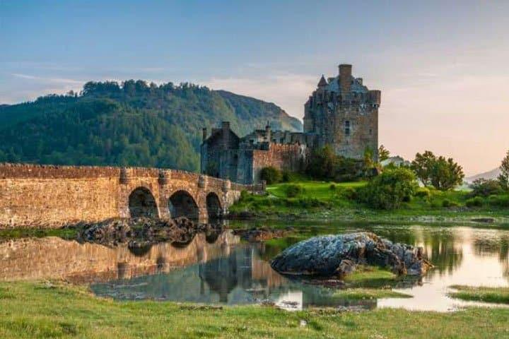 Schottland Rundreise Landschaft
