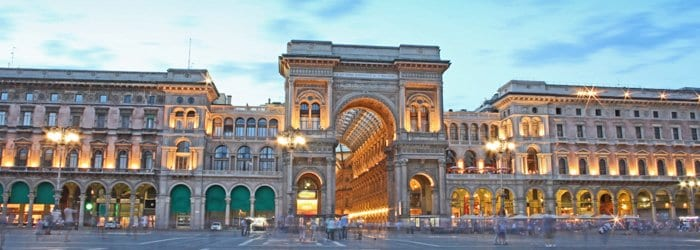 Mailand Urlaub