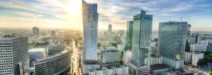 Warschau Städtetrip
