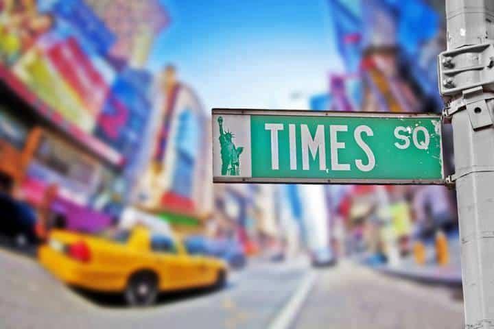 New York Reise Times