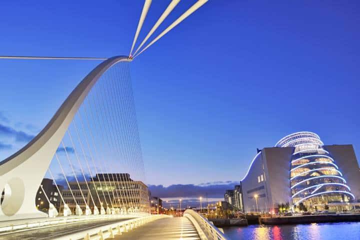Städtereise Dublin Stadt