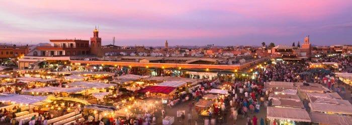 Marrakesch + Sahara
