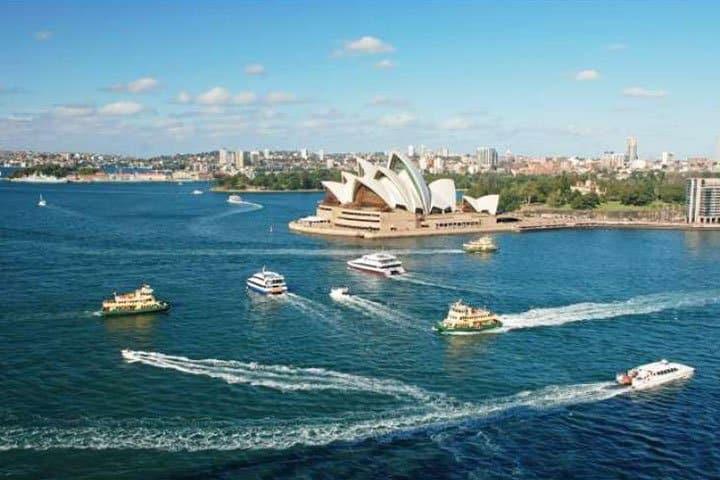 Australien Rundreise Sydney