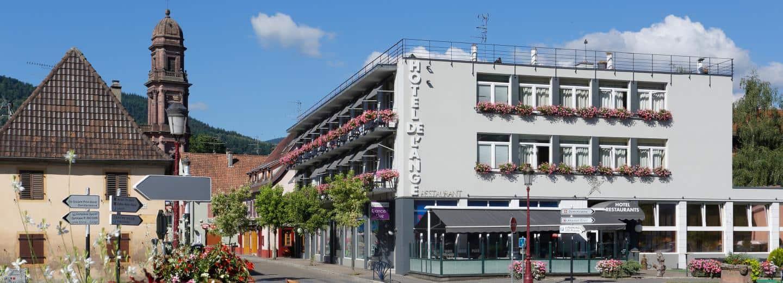 Elsass Urlaub Hotel