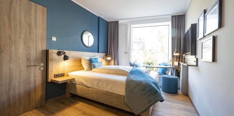 Bodensee Hotel Konstanz Zimmer