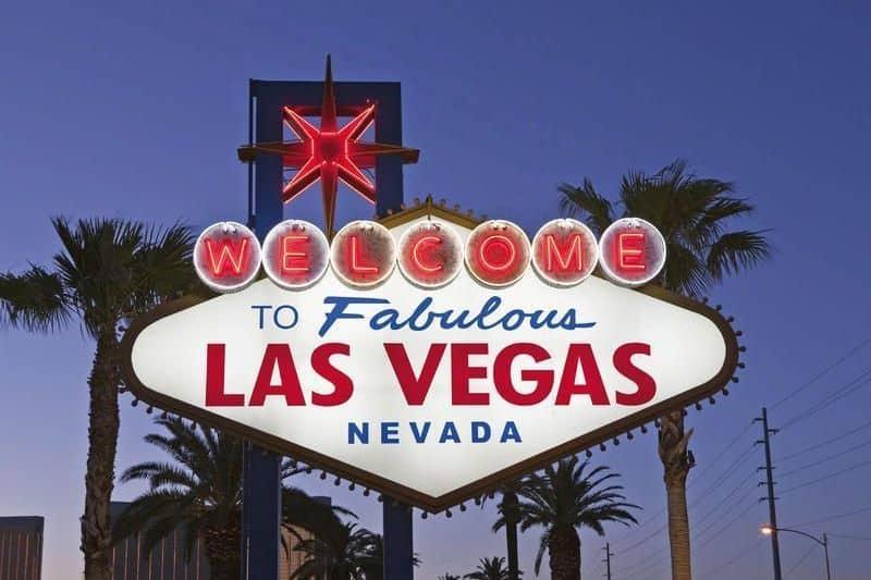 USA Westküsten Rundreise Vegas
