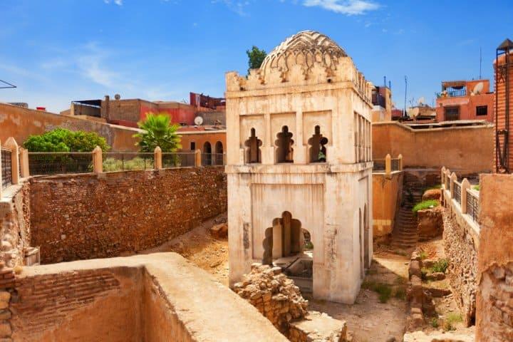 Marrakesch Urlaub Stadt
