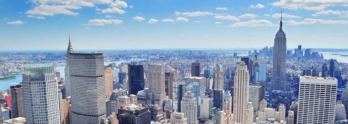 New York Reise