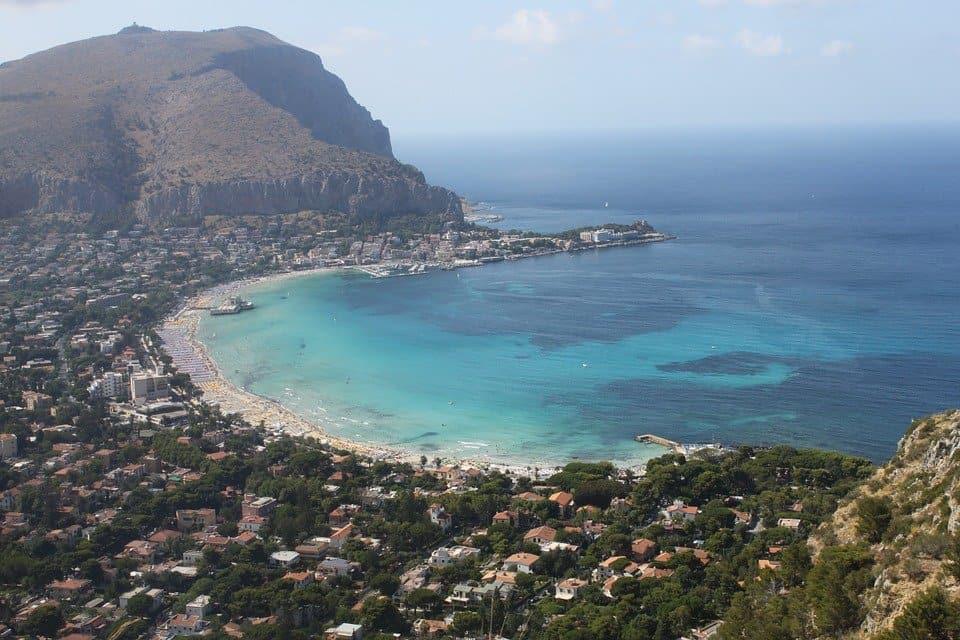 Palermo Urlaub Küste