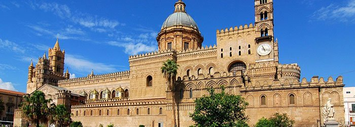 Palermo Urlaub