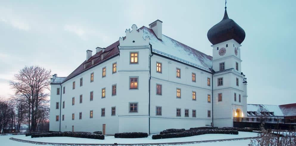 Schloss Hohenkammer Hotel