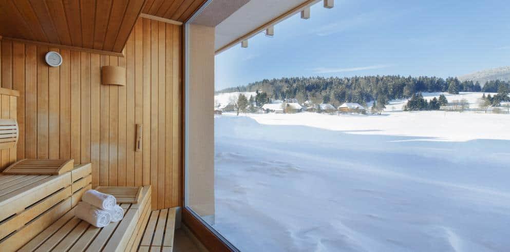 Schwarzwald Wellnesshotel Sauna