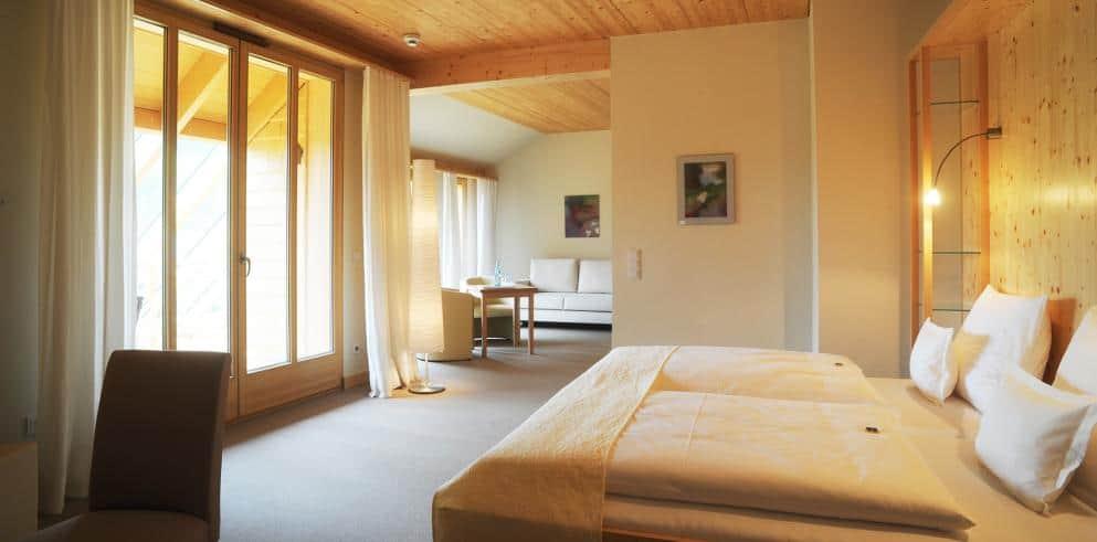 Schwarzwald Wellnesshotel Zimmer