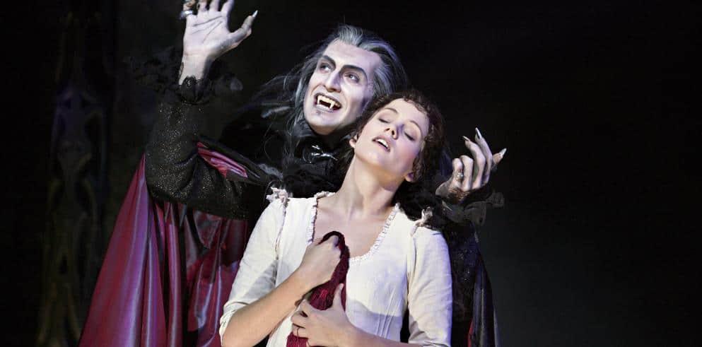 Tanz der Vampire Musical Berlin