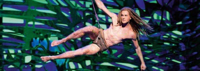 Musical Tarzan in Oberhausen