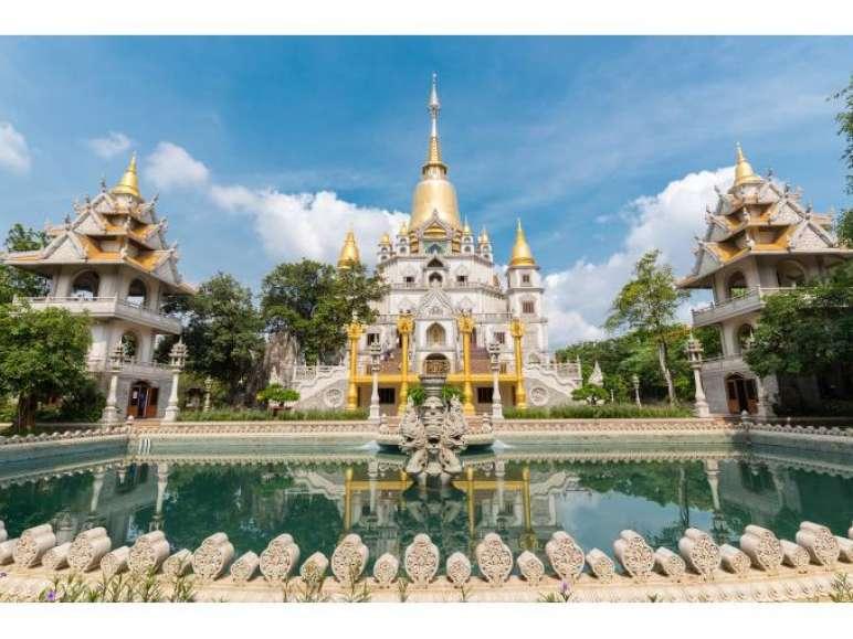 Vietnam Rundreise Tempel