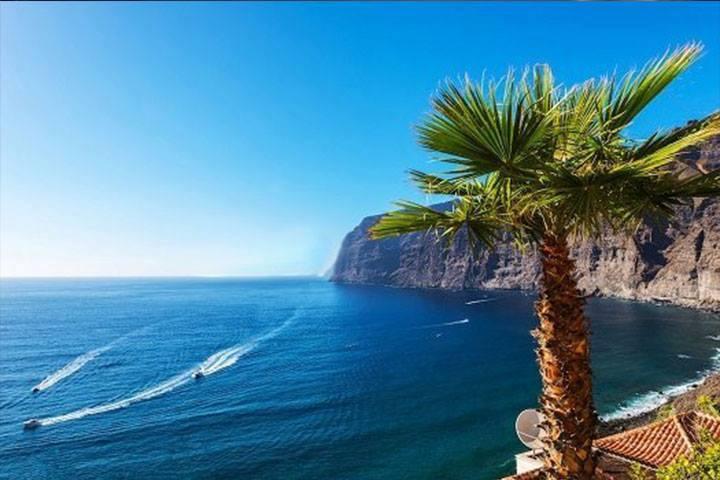 La Palma Urlaub Meer