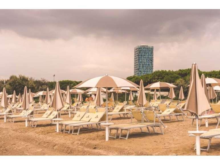 Jesolo Urlaub Strand