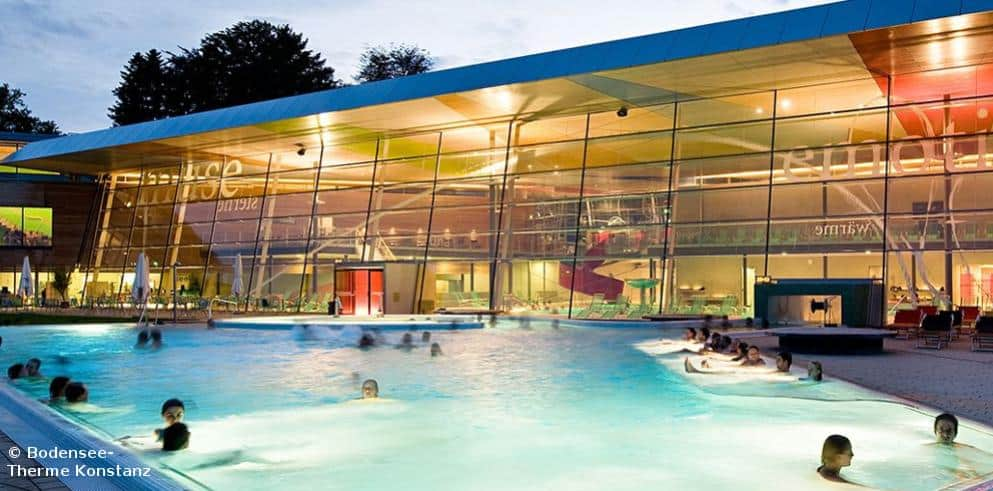 Bodensee Therme Konstanz Aussenpool