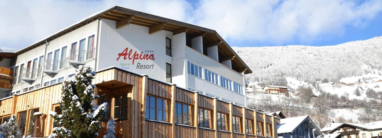 Pitztal Hotel Alpina