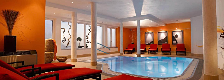 Pitztal Hotel Pool