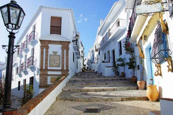 Andalusien Rundreise Stadt