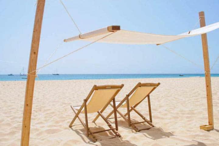 Kapverden Urlaub Strand