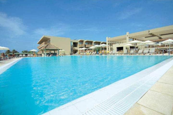 Kapverden Urlaub Pool