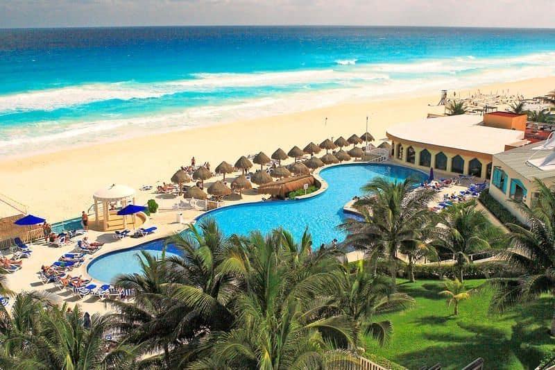 Mexiko Rundreise Strandhotel
