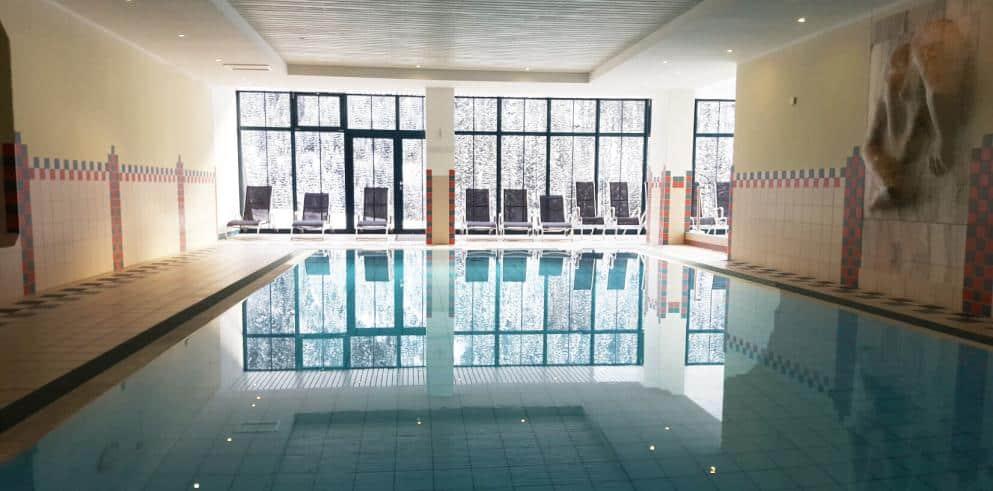 Kärnten Skiurlaub Pool
