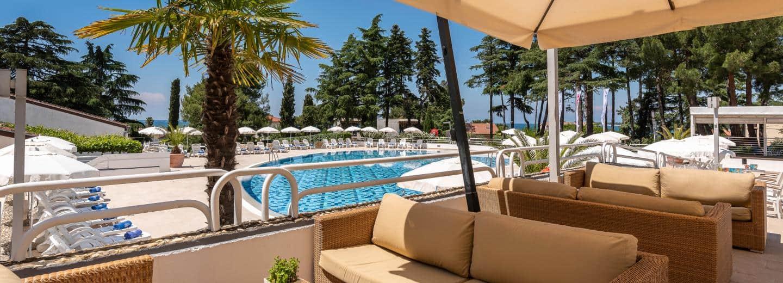 Porec Hotel Pool
