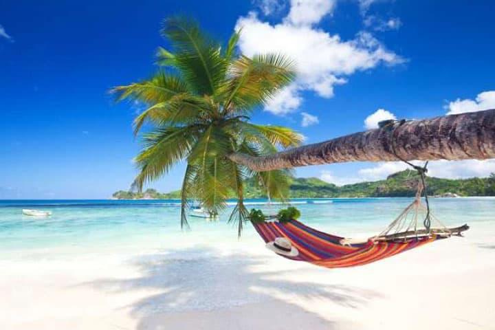 Seychellen Urlaub Strand